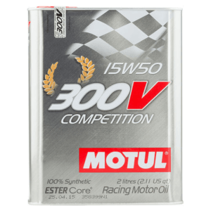 Масло MOTUL 300V COMPETITION 15W50