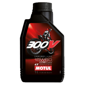 МАСЛО MOTUL 300V 4T OFF-ROAD 15W60