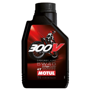 Масло MOTUL 300V 4T OFF-ROAD 5W40