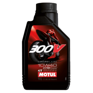 Масло MOTUL 300V 4T FL ROAD RACING 10W40