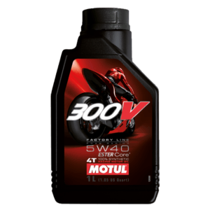 Масло MOTUL 300V 4T  FL ROAD RACING 5W40