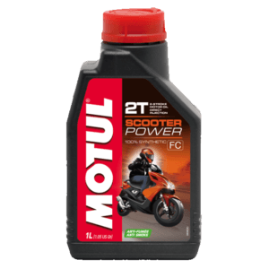 Масло MOTUL SCOOTER POWER 2T FC