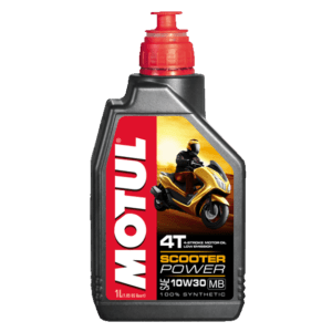 Масло MOTUL SCOOTER POWER 4T 10W30 MB