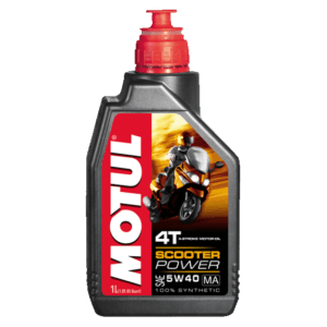 Масло MOTUL SCOOTER POWER 4T 5W40 MA