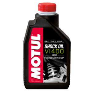 Масло MOTUL Shock Oil Factory Line Vl 400
