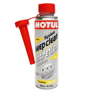 Промывка MOTUL SYSTEM KEEP CLEAN DIESEL - 0,3 литра